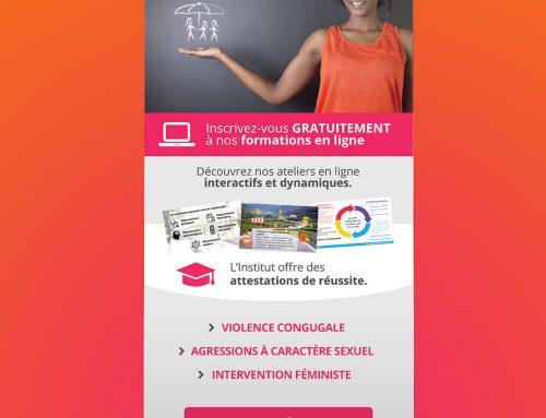 Institut de formation en matière de violence faite aux femmes