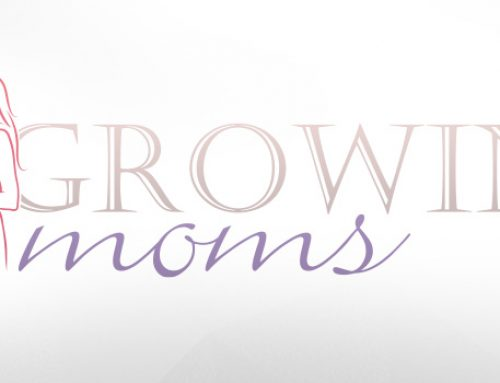 Growing Moms – Conception de logo
