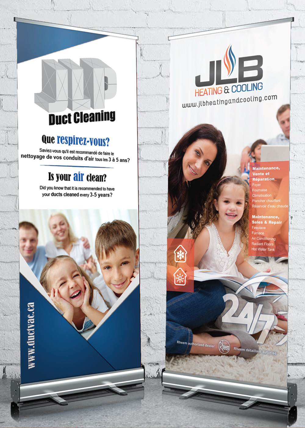 JLB Heating & Cooling