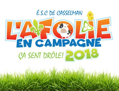 L'afolie – Conception de logo
