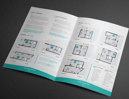 Aquatria – Brochure